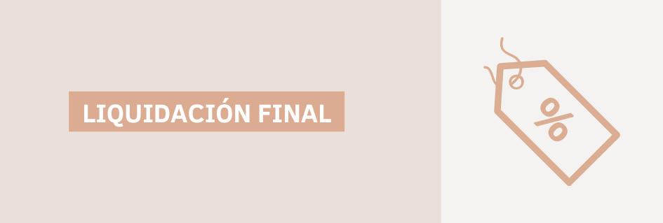 Liquidación Final